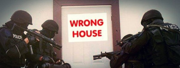 Thumbnail for: Are You a Victim of an Illegal Search and Seizure