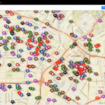New Crime Mapping Web Application